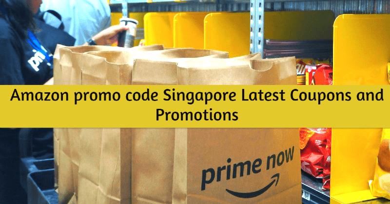 amazon promo codes amazon singapore amazon discount codes